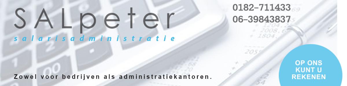 Logo van SALpeter Salarisadministratie